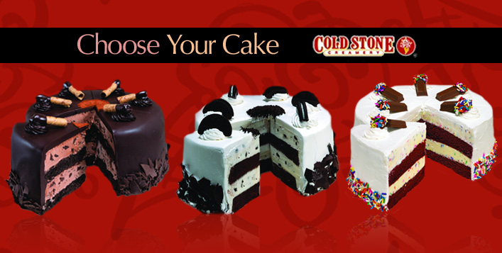 Cold Stone Ice Cream Cake Prices Dubai