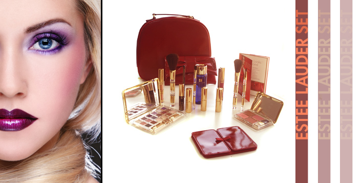 Ultimate Estee Lauder Makeup Kit