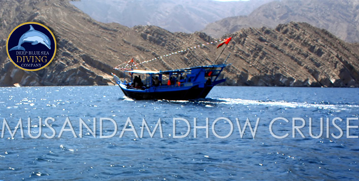 Musandam Cruise & Water Activities