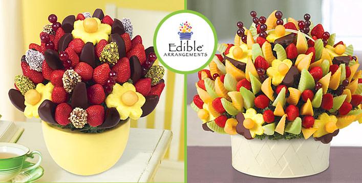 Delicious Fresh Fruit Arrangement