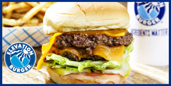 Elevation Burger – Organic & Meaty