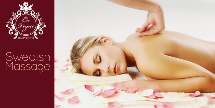 Swedish Facial Massage 100