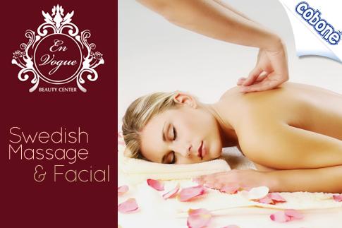 Swedish Facial Massage 57