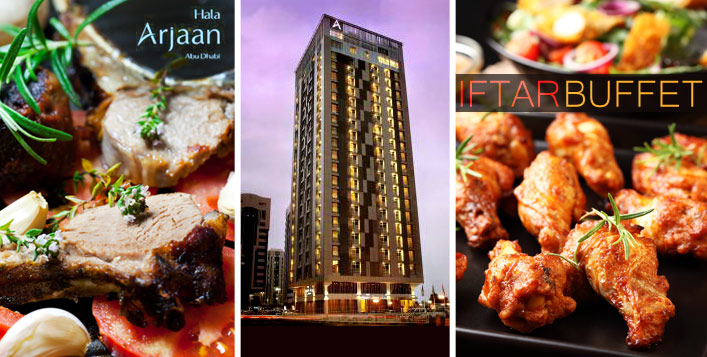 Iftar at Hala Arjaan by Rotana