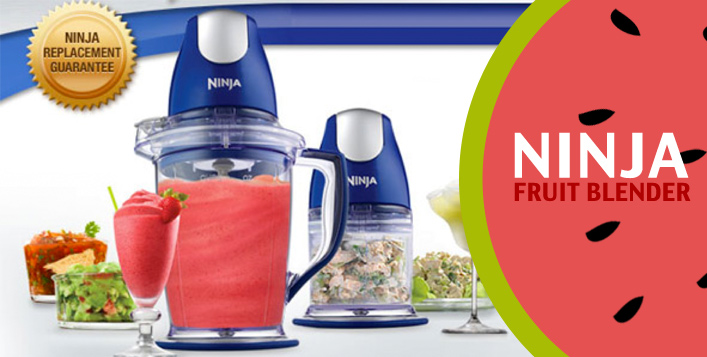 Blender and Food Processor in One