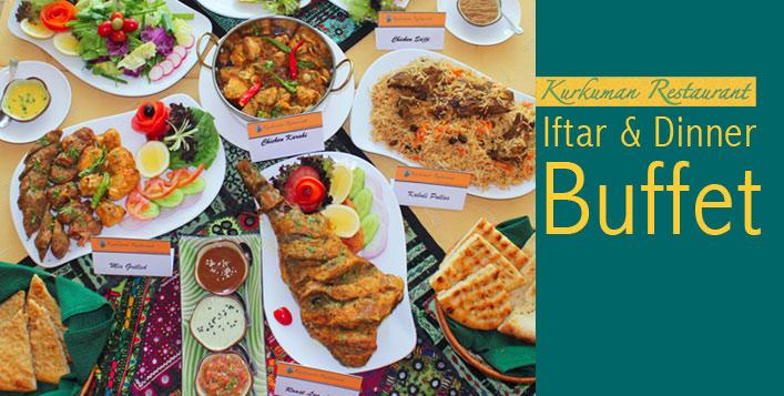 Indian Pakistani Buffet Restaurants In Dubai