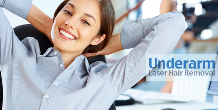 Laser Hair Reduction for Underarms