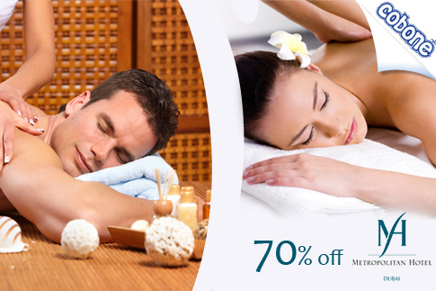 70% off Moroccan bath and massages!
