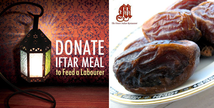 Feed a Labourer an Iftar Meal