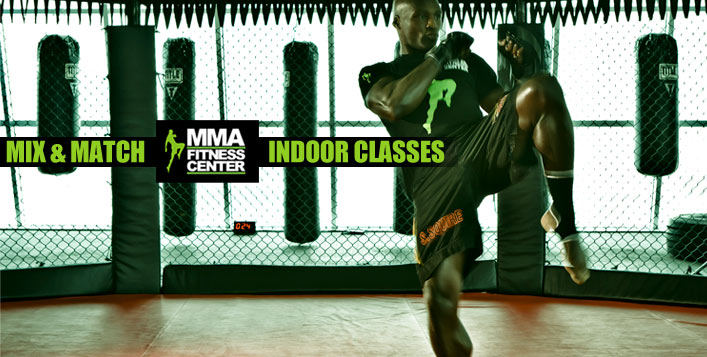 MMA Fitness Classes