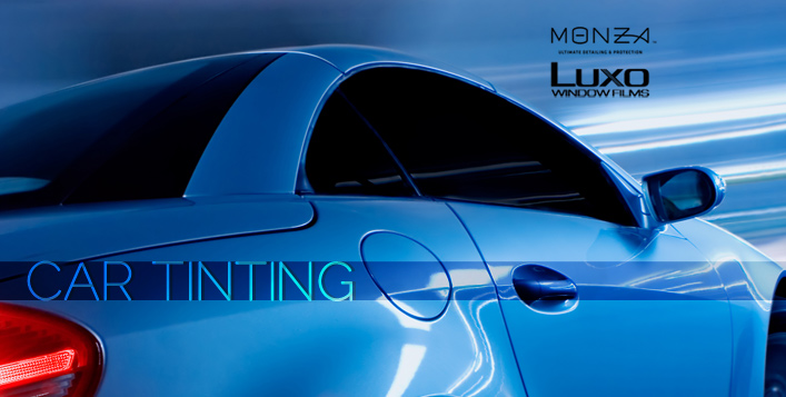 Car Tinting with 5 Year Warranty