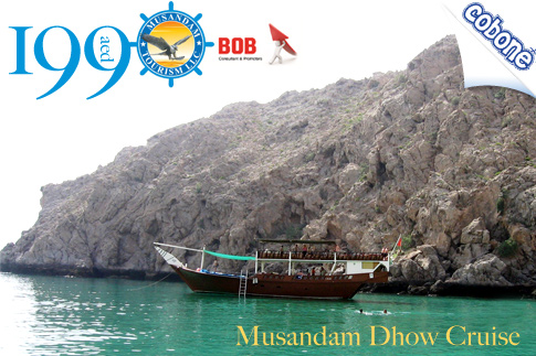 Enjoy the Outdoors with a Musandam Cruise
