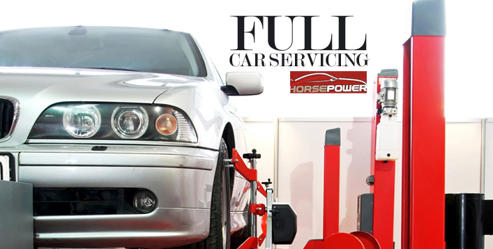 Full Car Servicing & 20-Point Check
