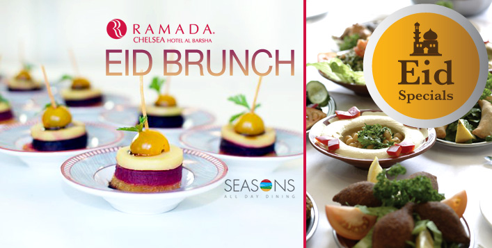 Eid Brunch at Ramada Chelsea Hotel