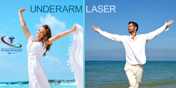Saudi German Hospital - Laser Hair Reduction
