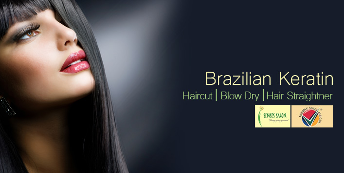Keratin, Cut, Blow-Dry & Hair Iron