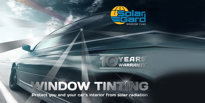 Keep UV Rays Away with Car Tinting
