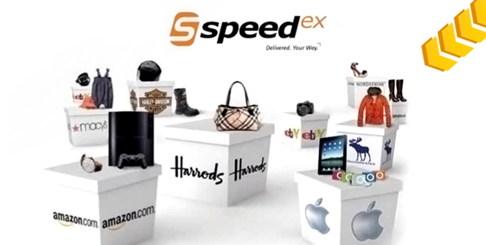 Shop on UK/US Websites with Speedex