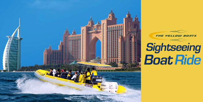 90-Minute Boat Tour of Dubai