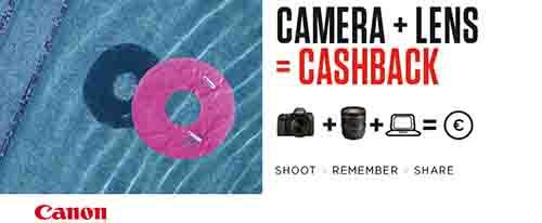 Canon Virtual kit Promo