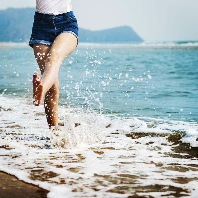 glad i sommerferien - også i parforholdet