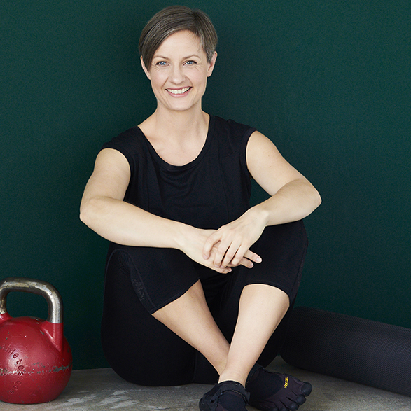 Interview Pernille Springer om rygsmerter og rygtræning