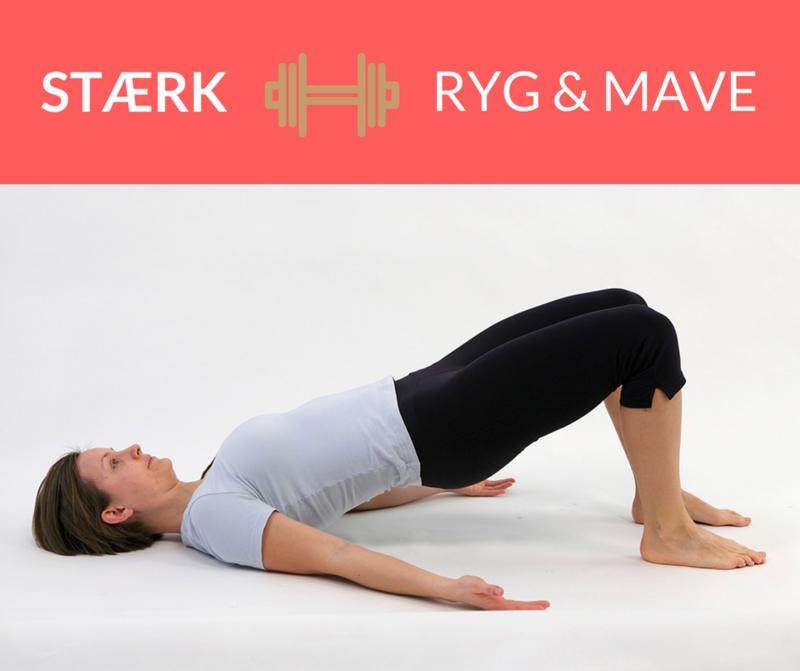 Få fysioterapeut Pernille Springers effektive coretræningsprogram her.