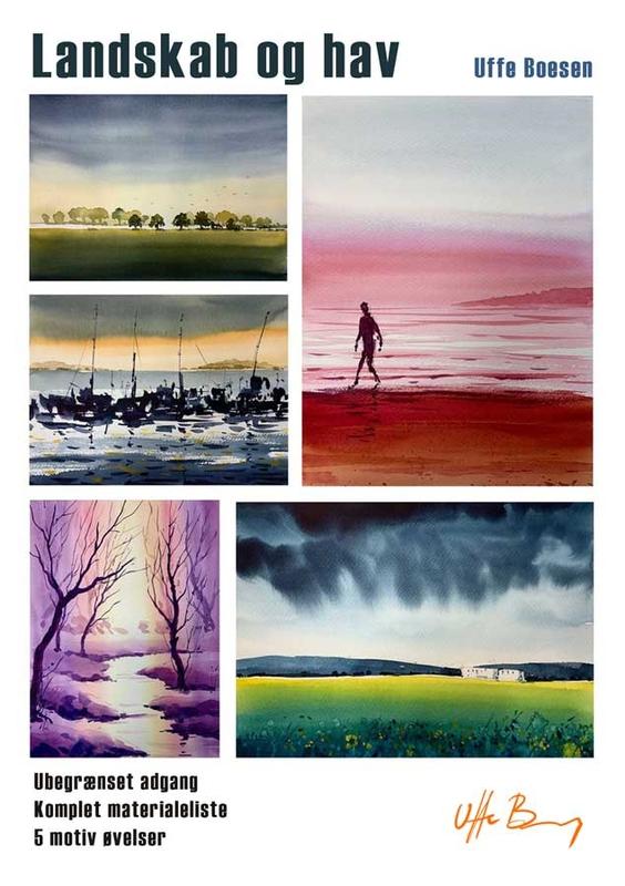 Landskab og hav