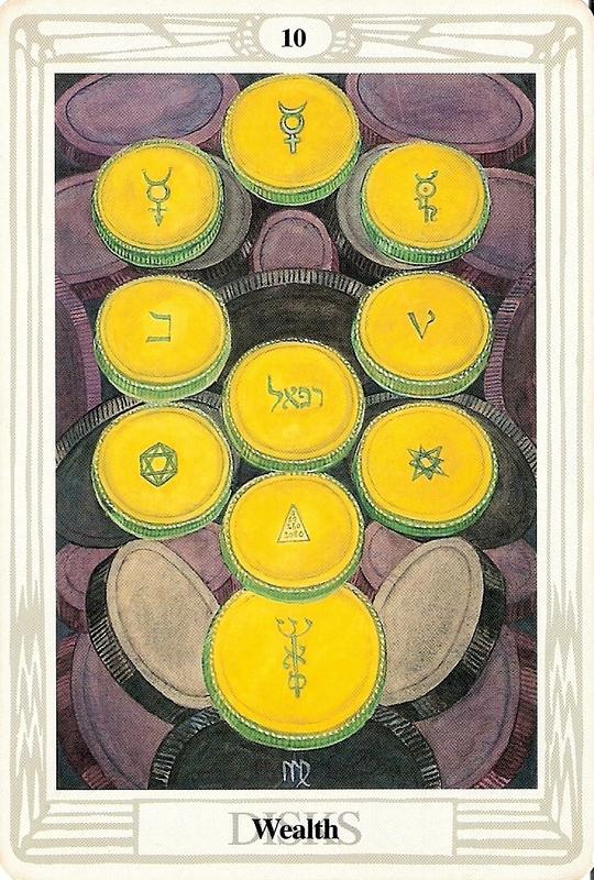 10 Mønter - Rigdom