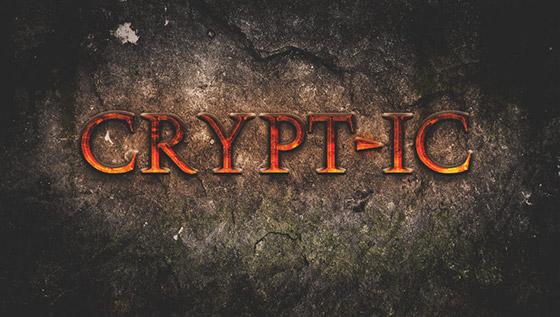 Cryptic Thumbnail
