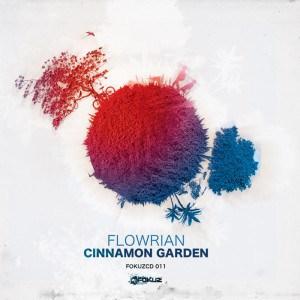 Cinnamon Garden Digipack Cover