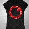 Black Girlie_Red Logo