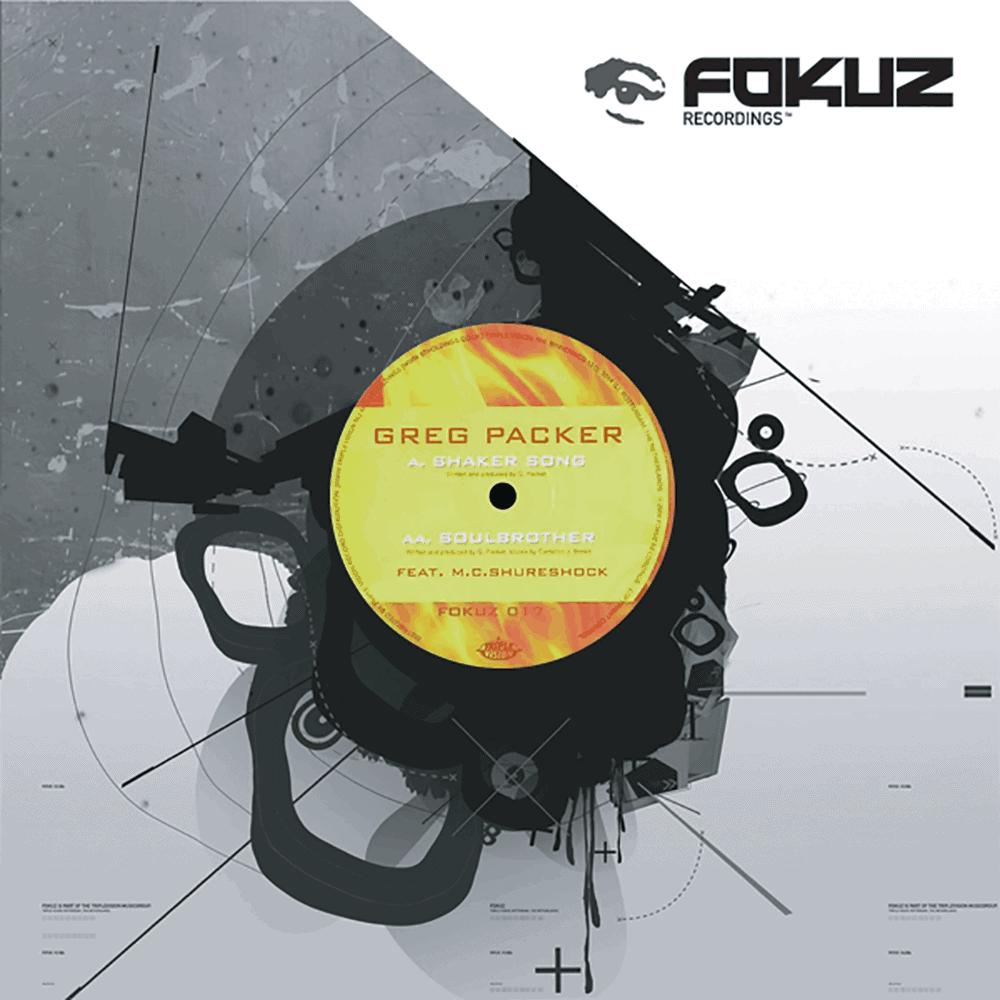 FOKUZ017 - Greg Packer - Shaker Song