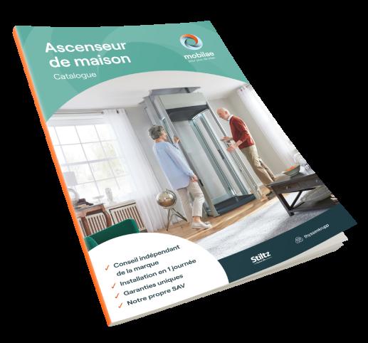 Ascenseur De Maison Brochure Cover