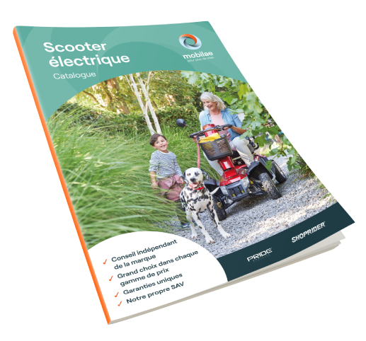 Scooter Electrique Brochure Cover