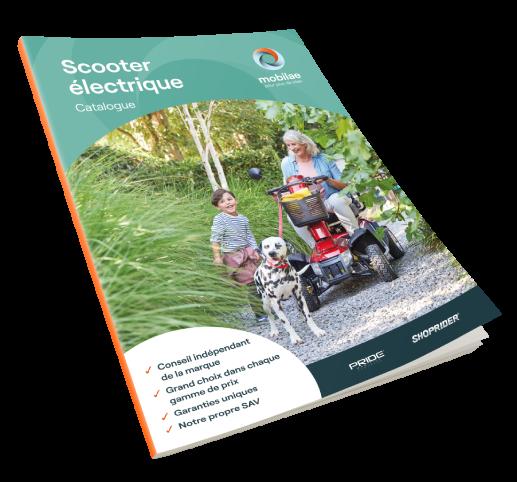 Scooter Electrique Brochure Cover