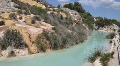 Gezondheidsboost tijdens bezoek aan Toscaanse waterbronnen