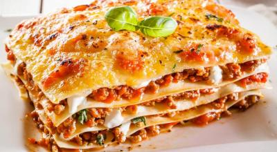 Italiaanse kookkunst met de overheerlijke Lasagne el forno