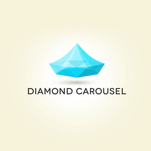 Diamond Carousel logo development