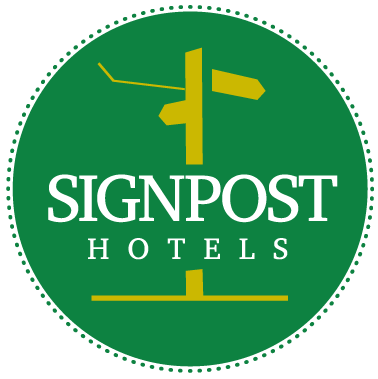 Signpost Logo and Brand developement