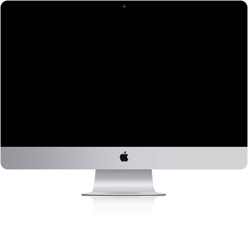 iMac Desktop Screen