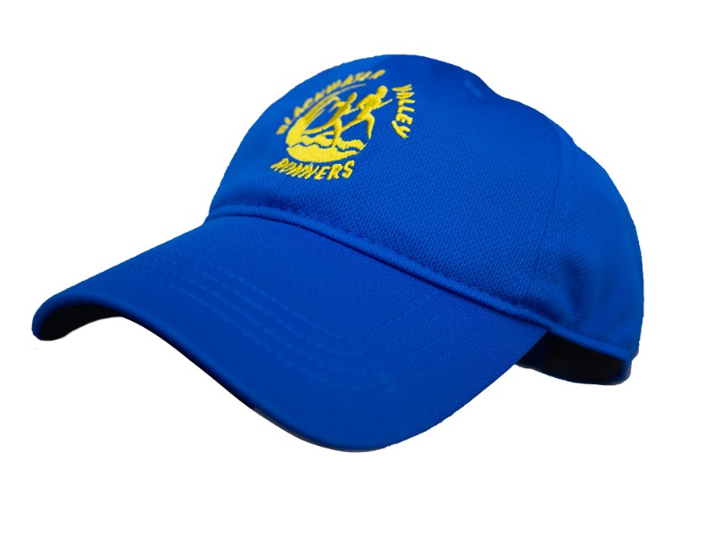 KIT-Baseball Cap Royal Blue with BVR Logo