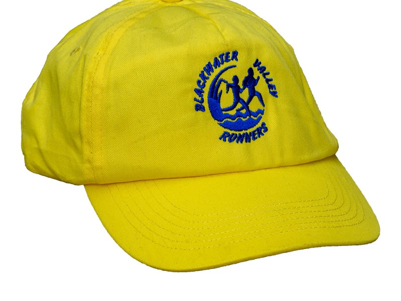 KIT-Baseball Cap Yellow with BVR Logo