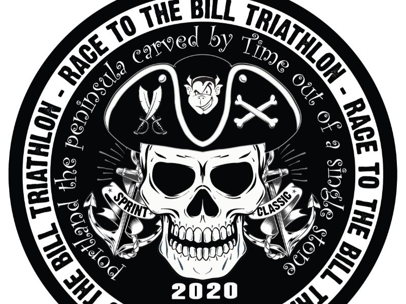 Race to the Bill Tee Shirt