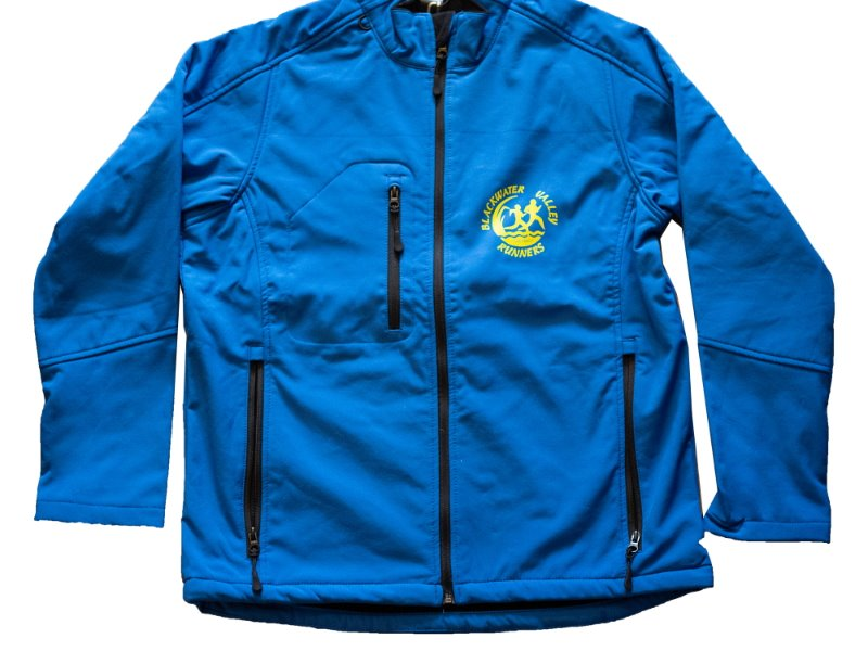KIT - Male - Relax soft shell Jacket - with BVR logo
