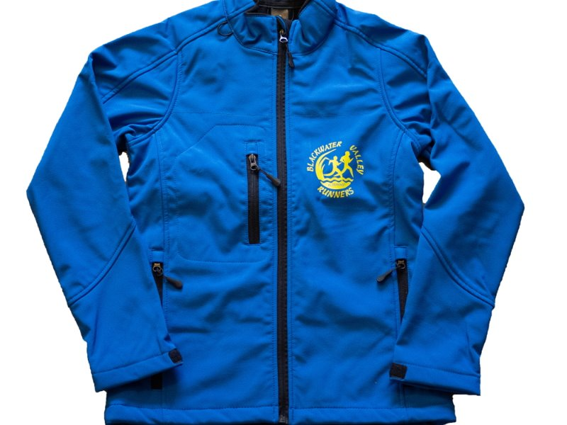 KIT - Female - Relax soft shell jacket - with BVR logo