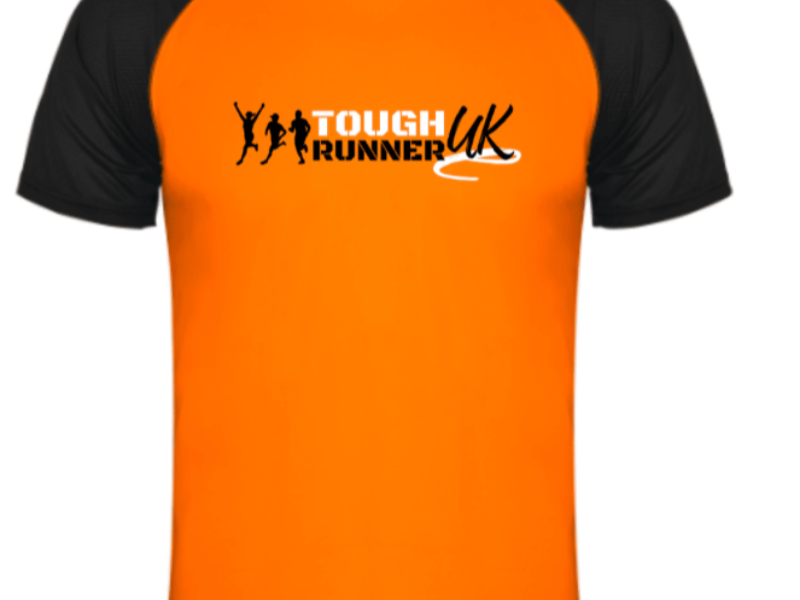 Tough Runner T-shirt ORANGE