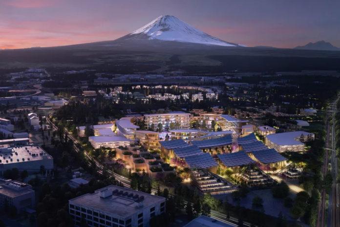 Toyota e la città del futuro