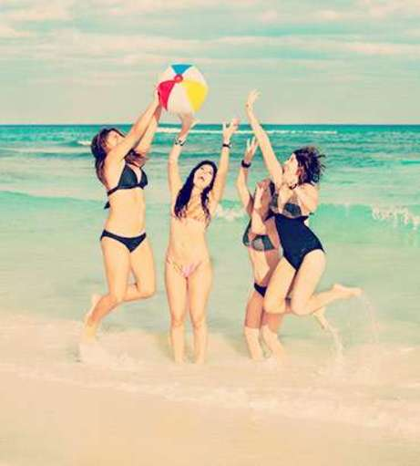 Barcelona - Hen Party Packages - Beach Babes
