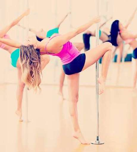 Barcelona - Hen Party Packages - Pole Dancing